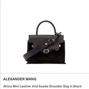 Alexander wang Attica bag